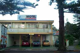 Manly Seaview Motel And Apartments - Tourism Canberra