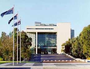 High Court of Australia Parkes Place - Tourism Canberra
