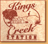 Kings Creek Station - Tourism Canberra