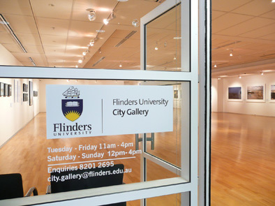 Flinders University City Gallery - Tourism Canberra