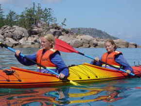 Magnetic Island Sea Kayaks - Tourism Canberra