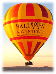 Balloon Adventures Barossa Valley - Tourism Canberra