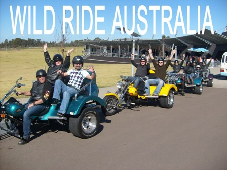 A Wild Ride - Tourism Canberra