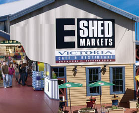 The E Shed Markets - Tourism Canberra