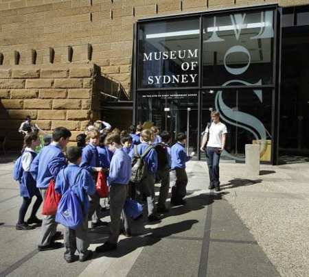 Museum of Sydney - Tourism Canberra