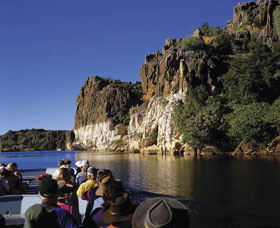 Geikie Gorge National Park