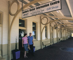 Old Railway Station Bunbury