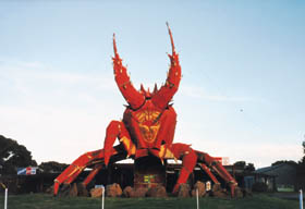 The Big Lobster