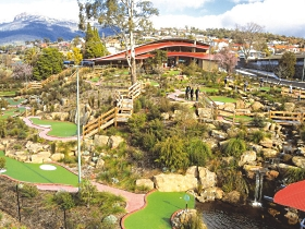 Putters Adventure Golf