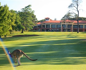 Royal Canberra Golf Club - Tourism Canberra