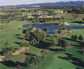 Palm Meadows Golf Course - Tourism Canberra