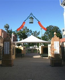 Gympie and Widgee War Memorial Gates - Tourism Canberra