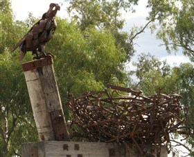 Blackall Sculpture Trail - Tourism Canberra