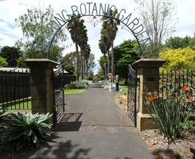 Friends of Geelong Botanic Gardens - Tourism Canberra