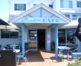 Breakers Cafe and Restaurant - Tourism Canberra
