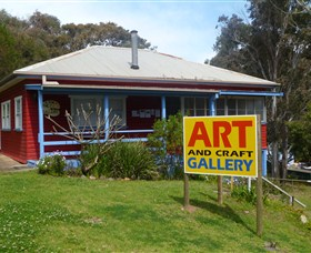MACS Cottage Gallery - Tourism Canberra