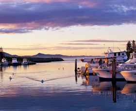 Bermagui Fishermens Wharf - Tourism Canberra