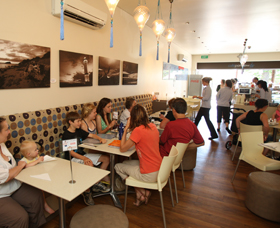 Cafe Parkview - Tourism Canberra