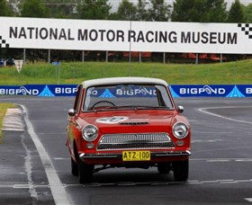 National Motor Racing Museum - Tourism Canberra