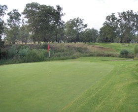 Muswellbrook Golf Club - Tourism Canberra