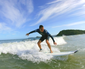 Central Coast Surf School - Tourism Canberra