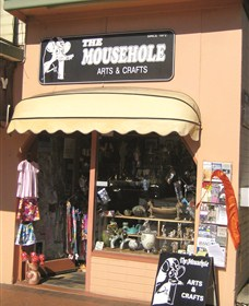 The Mousehole - Tourism Canberra