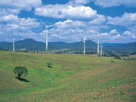 Windy Hill Wind Farm Ravenshoe