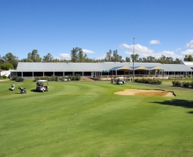 Yarrawonga Mulwala Golf Club Resort - Tourism Canberra