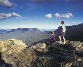 Blue Mountains National Park - National Pass - Tourism Canberra