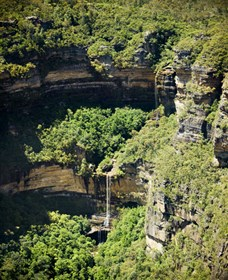 Wentworth Falls - Tourism Canberra