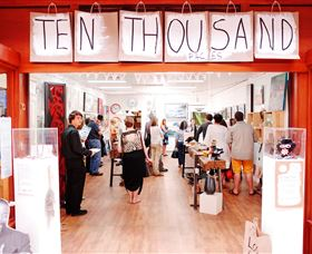 Ten Thousand Paces Gallery - Tourism Canberra