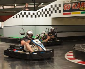 Slideways - Go Karting Gold Coast - Tourism Canberra