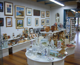 Ferry Park Gallery - Tourism Canberra