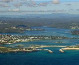 Cycle Narooma to Dalmeny - Tourism Canberra