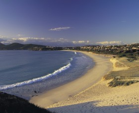 Forster Town Beach - Tourism Canberra