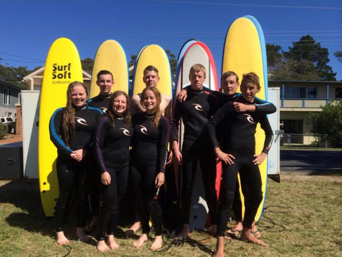 Broulee Surf School - Tourism Canberra