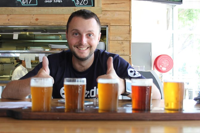 Capital 3in3 - 3 Craft Beer Hotspots in 3 Hours - Tourism Canberra