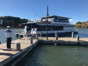Sightseeing Cruise with 2 Course Lunch - Tourism Canberra