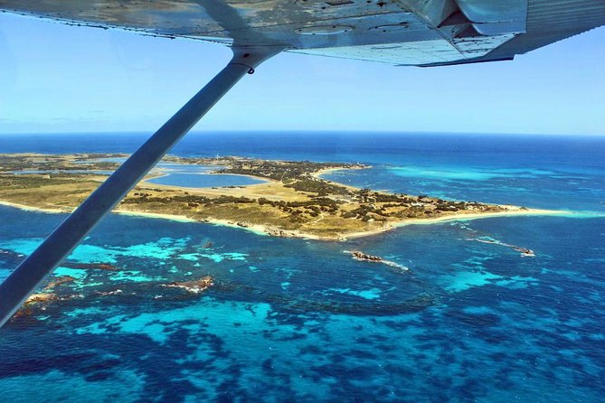 Rottnest Island & Perth City Scenic Flight