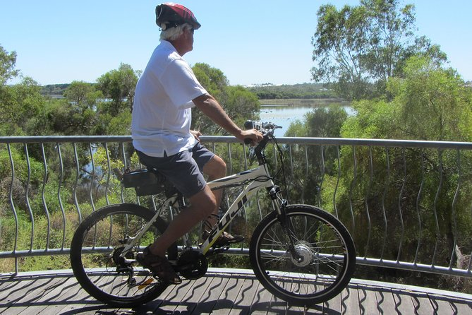 Perth Electric Bike Tours - Tourism Canberra