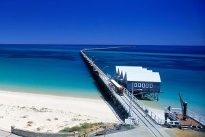Full-Day Busselton Jetty Train Ride  Dophin Discovery - Tourism Canberra