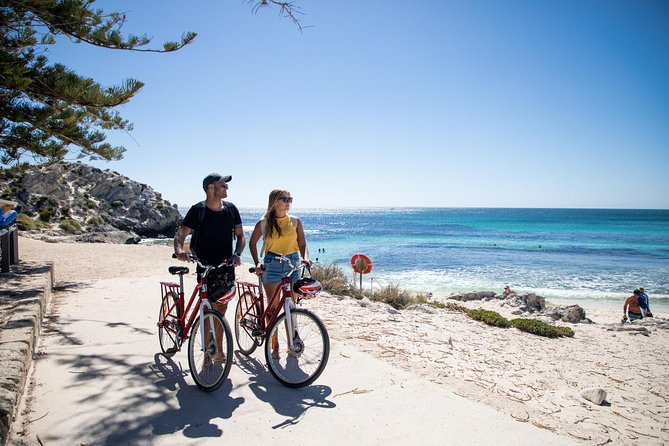 Rottnest Island with Bike Hire from Perth or Fremantle - Tourism Canberra