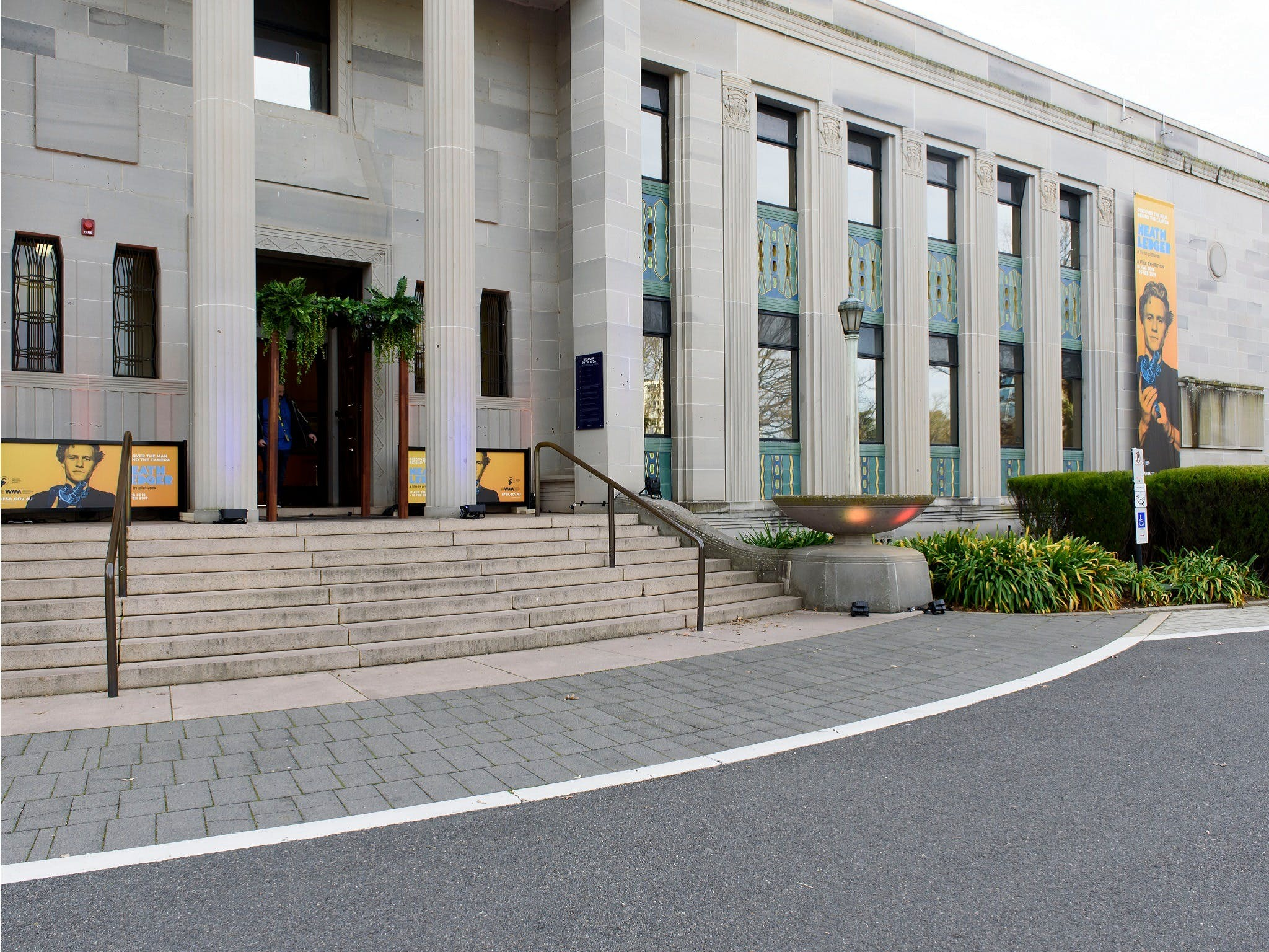 National Film and Sound Archive of Australia - Tourism Canberra