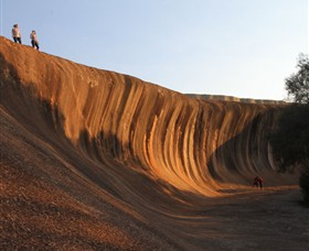 Wave Rock - Tourism Canberra