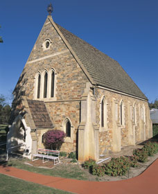 Uniting Church - York - Tourism Canberra