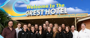 The Crest Hotel Sylvania - Tourism Canberra