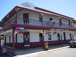 Lord Exmouth Hotel - Tourism Canberra