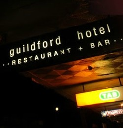 Guildford Hotel - Tourism Canberra