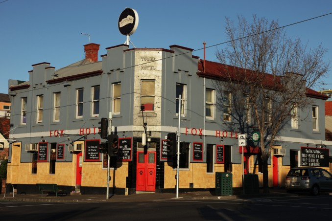 The Fox Hotel - Tourism Canberra