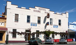 Shire Hall Hotel - Tourism Canberra